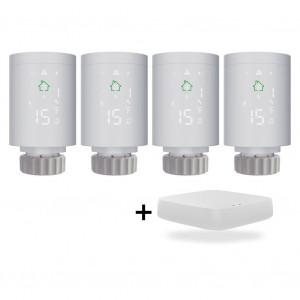 Комплект для управления отоплением в 3-комн. квартире