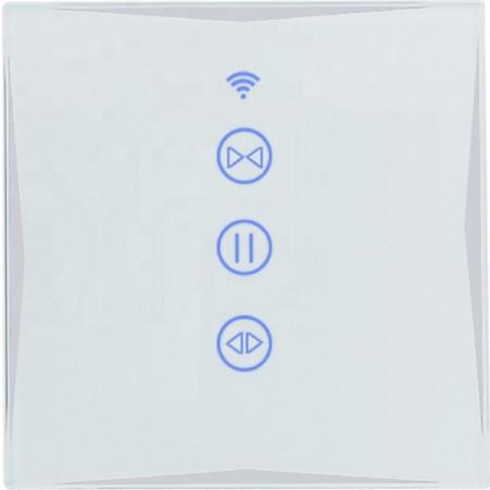 Умный Wi-Fi выключатель, сенсорный шторы/жалюзи «ЯСмарт» Ya-T4