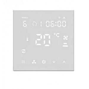 Универсальный Wi-Fi терморегулятор для управления 2-4-трубным фанкойлом Ya-T005H