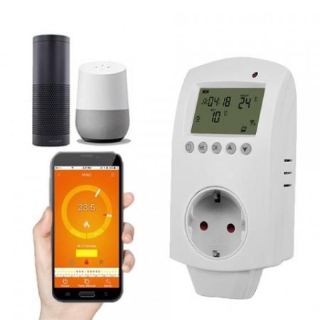 Умный Wi-Fi терморегуляторYa-HY02