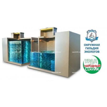Септик накопительный Урал-НЖ 20