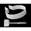 Хомут трубы с крепежом металлическим (120 мм)  ПВХ  VinilOn